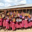 La escuela de Sokotei esperaba las compresas reutilizables